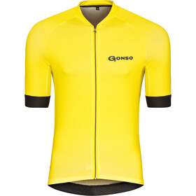 Gonso Cuvo Maillot Hombre, lemon